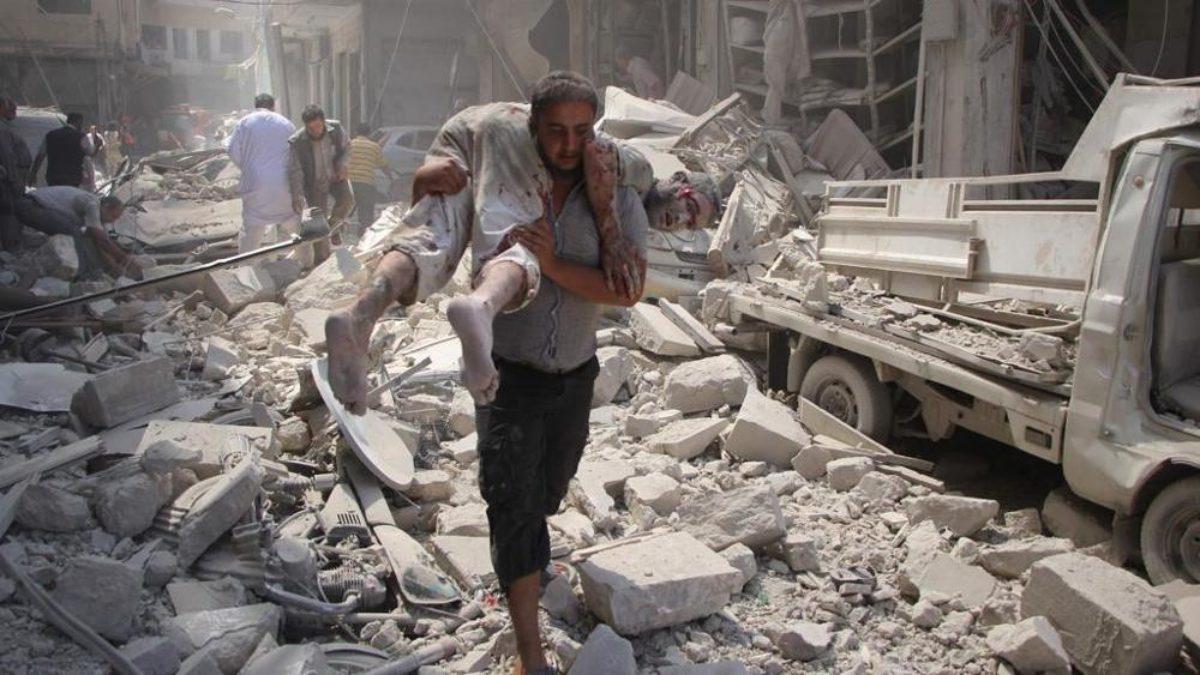 Siria news attacco