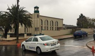 Sudafrica moschea attentato