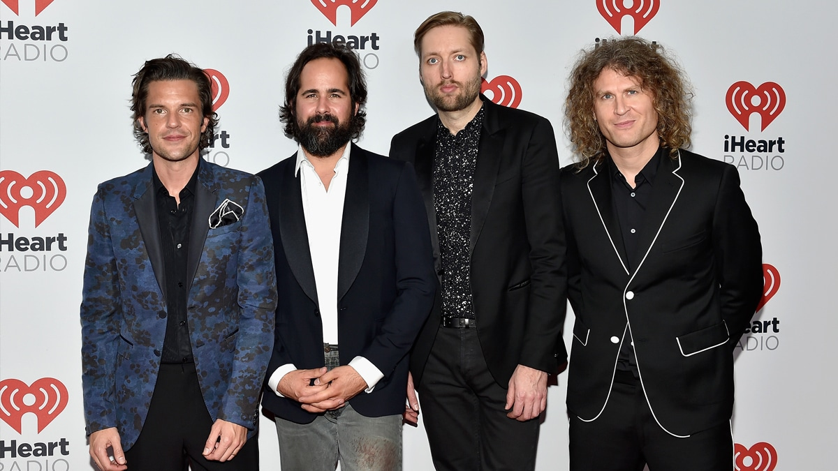 The Killers Rock in Roma 2018