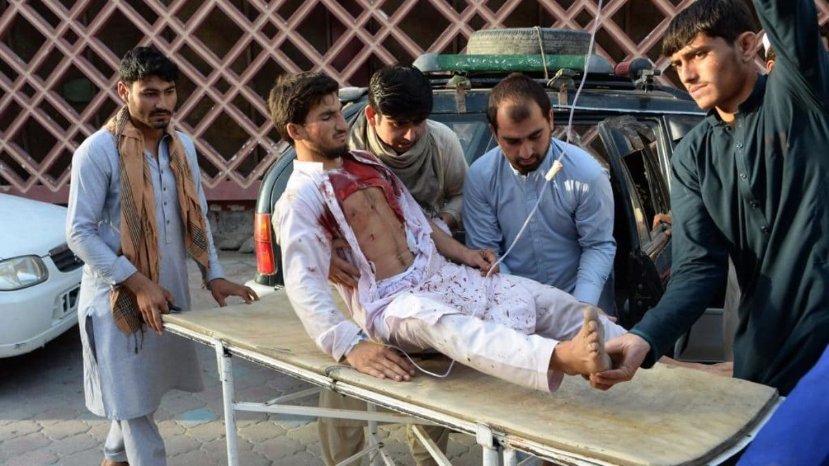 afghanistan attentato est paese