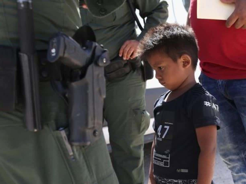 immigrazione usa bambini