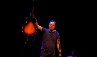 Bruce Springsteen trump
