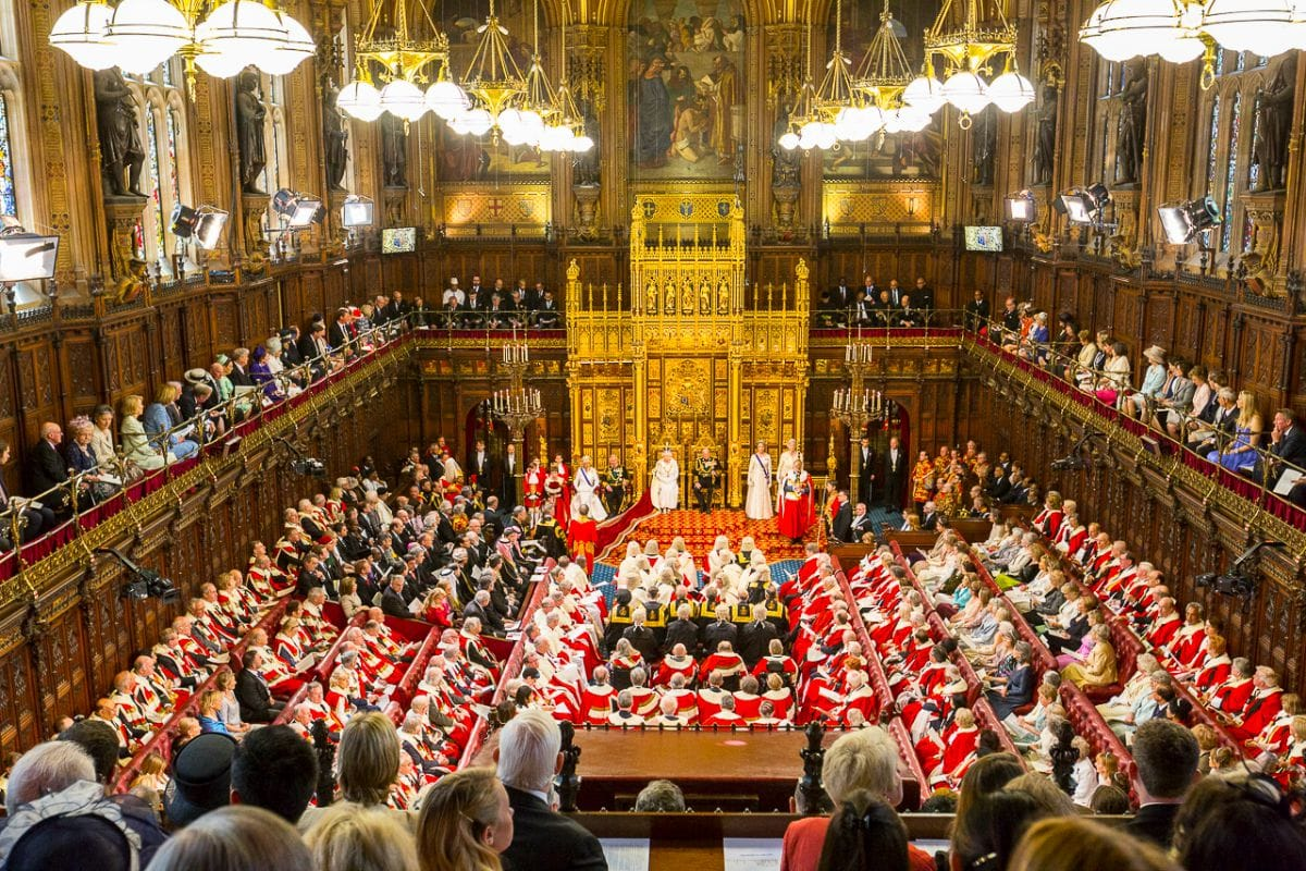 Organizzazione Interna Della Camera : Brexit e se i veri europeisti fossero i membri della camera dei lord