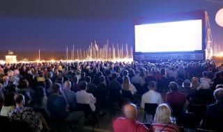 cinema all'aperto roma 2018
