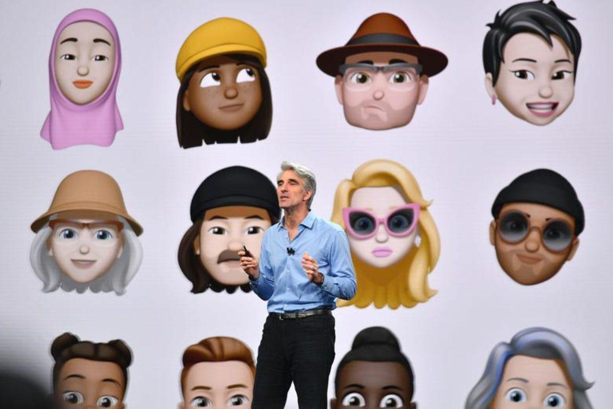 Emoticon Apple