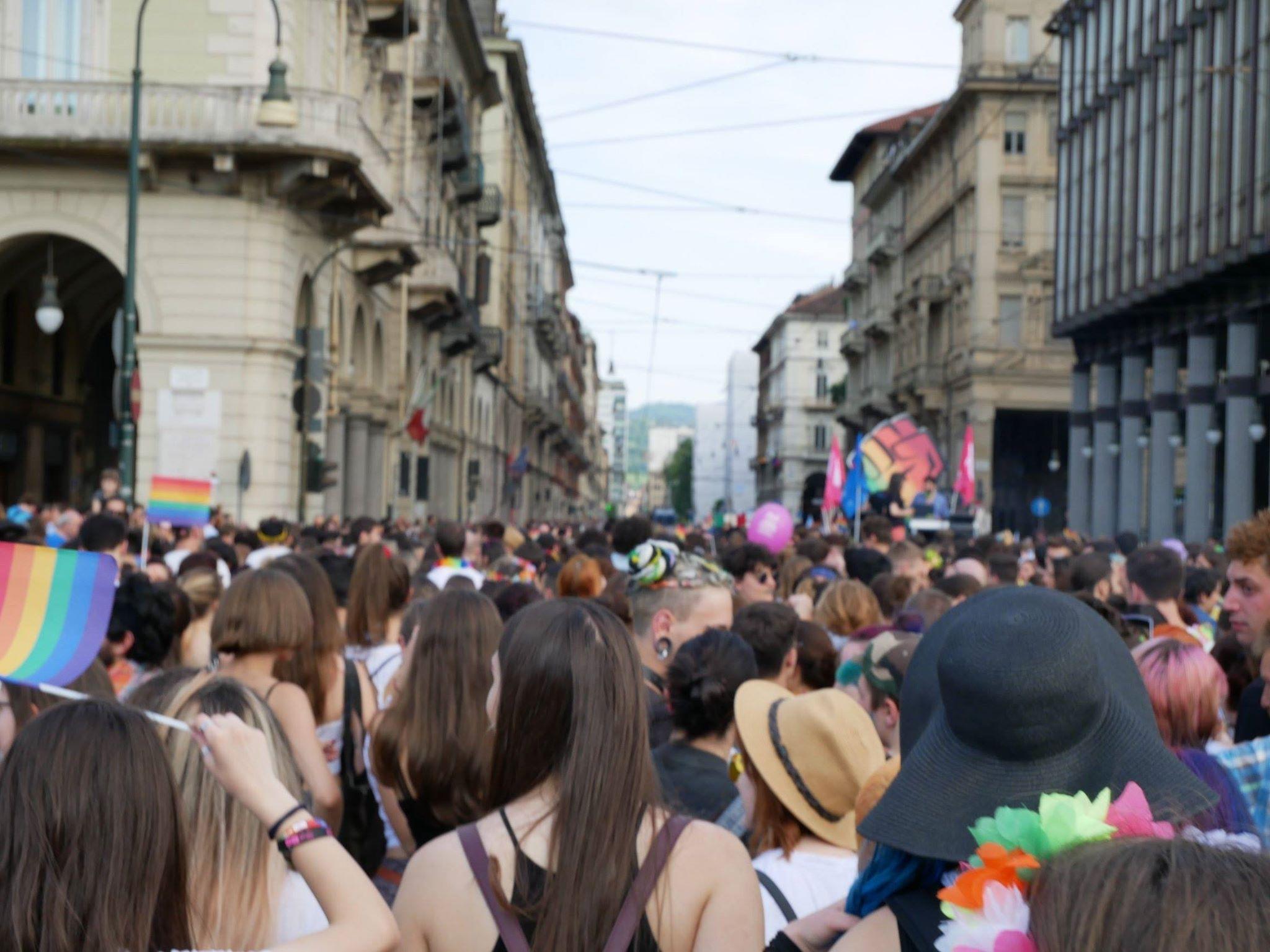 gay pride torino