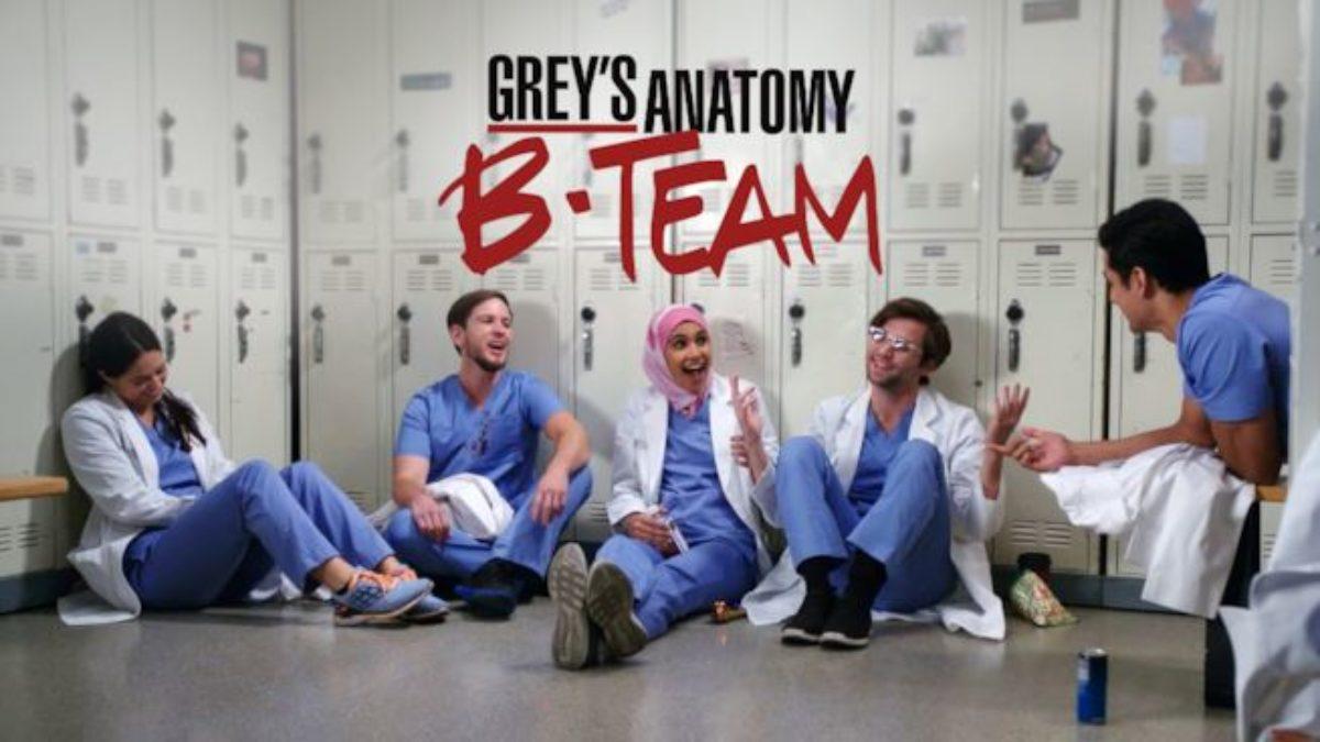 Grey's Anatomy B Team