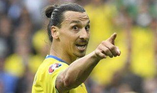 Ibrahimovic Svezia Mondiale