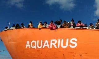 aquarius presidente msf spagna