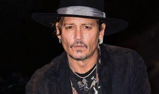 Johnny Depp depresso