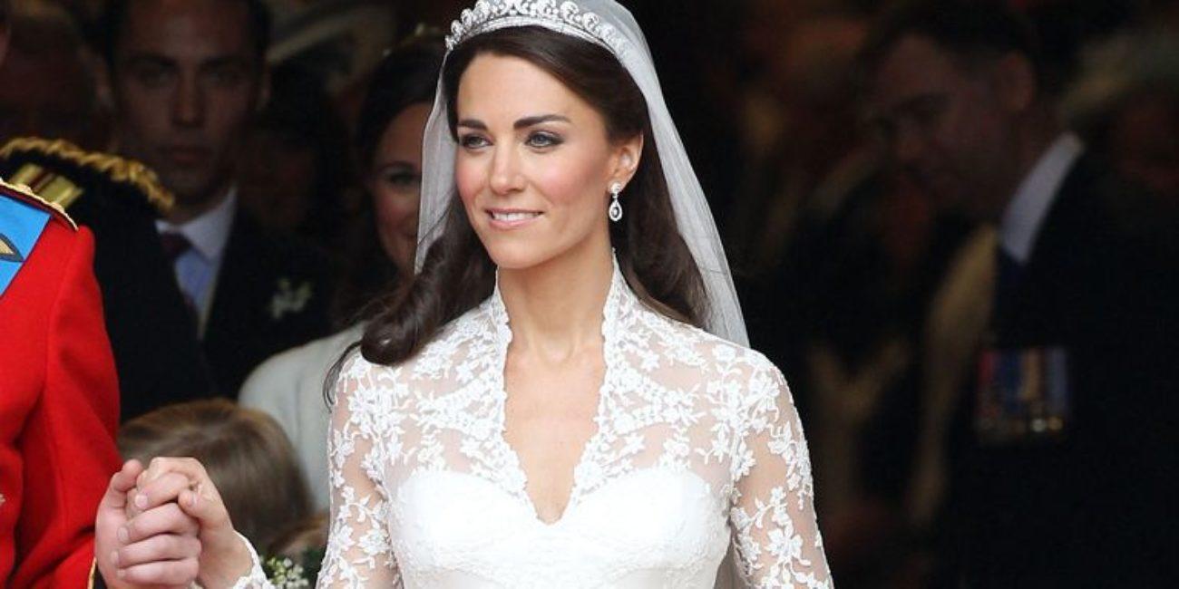 kate Middleton abito sposa HM