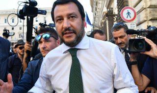 Salvini lettera presidente cnf migranti