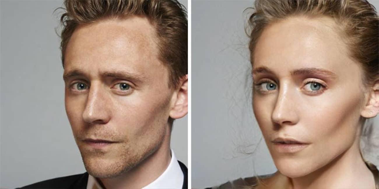 attori marvel trasformati donne