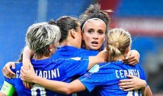Nazionale femminile Mondiali