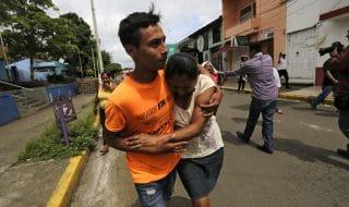 nicaragua bambino morto blitz polizia