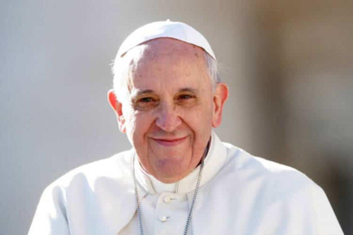 papa francesco ostia