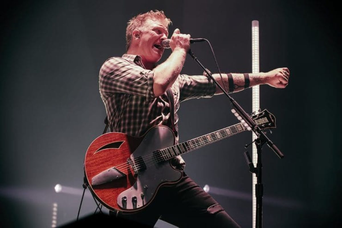 queens of the stone age milano 2018