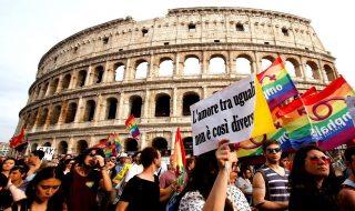 gay pride roma 2018