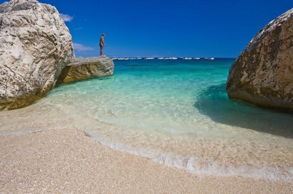 spiagge più belle d'italia 2018