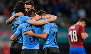 Uruguay Russia streaming dove vederla
