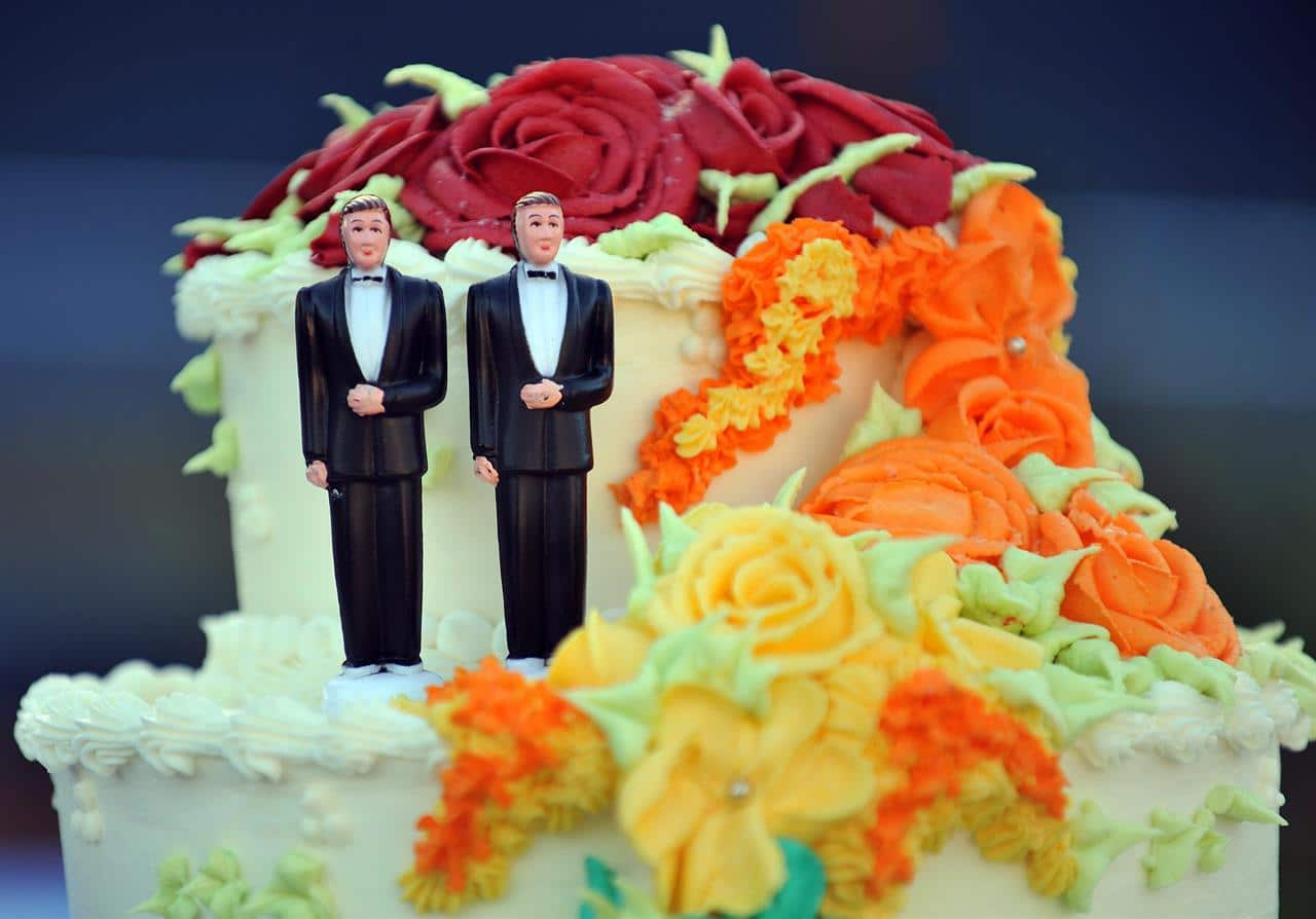 usa torta coppia gay