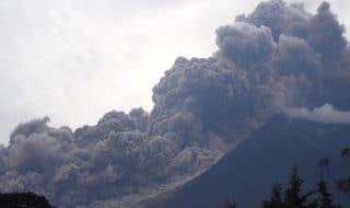 Vulcano Fuego Guatemala
