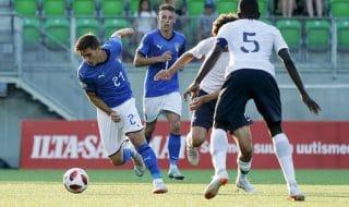Italia-Portogallo Under 19 diretta streaming