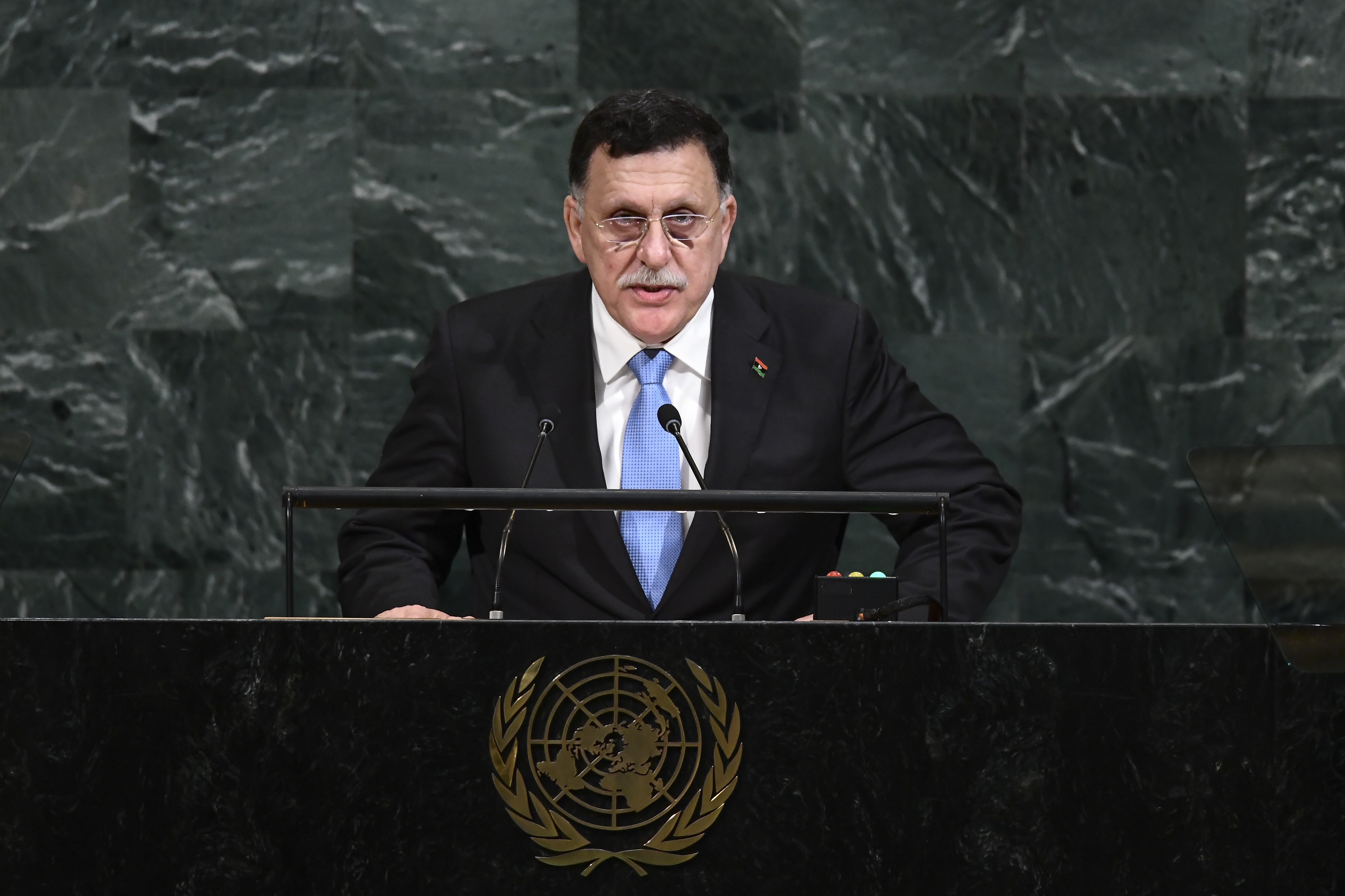 premier libico no centri migranti