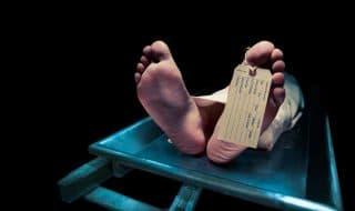 donna morta si risveglia