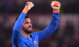 Alisson Liverpool Roma trattativa