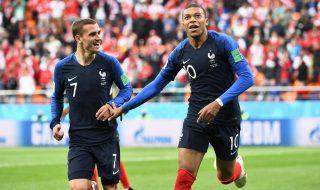 mondiali 2018 Francia campione