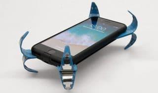 Airbag per smartphone