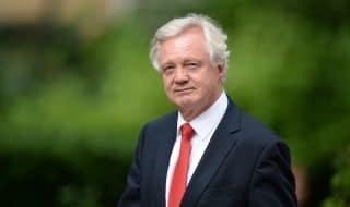 Brexit Davis dimissioni