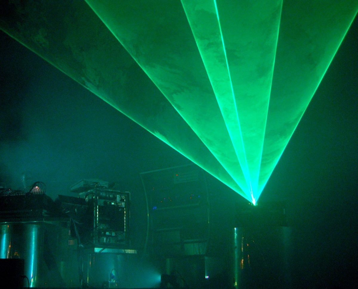 Chemical Brothers Roma