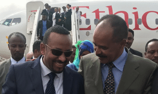 Eritrea Etiopia