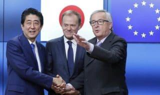 giappone europa libero scambio