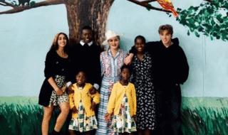 madonna malawi figli