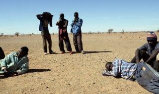 migranti deserto Algeria