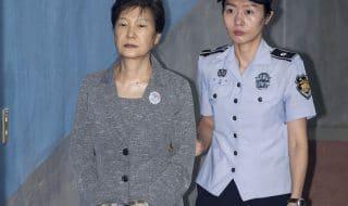 corea sud park condanna