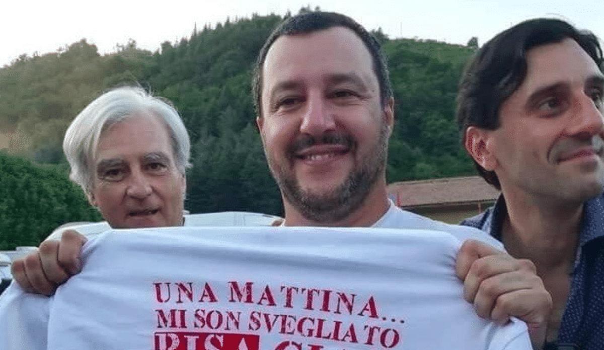 Salvini Bella Ciao