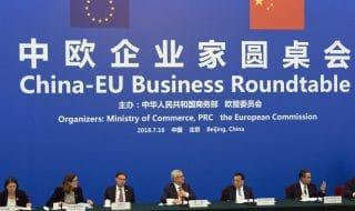 Cina Ue Summit