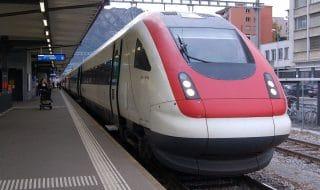Svizzera treni