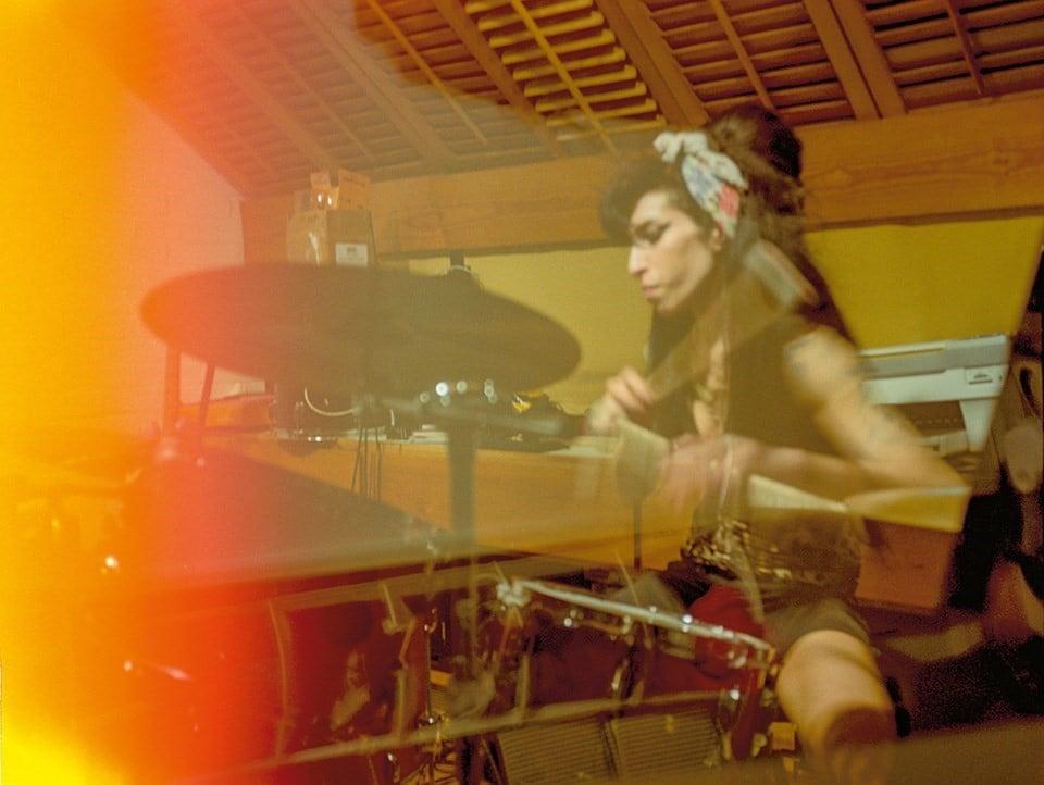 foto inedite di Amy Winehouse