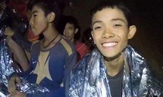 bambini grotta thailandia chi sono