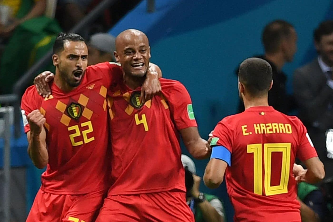 Belgio Inghilterra streaming dove vederla