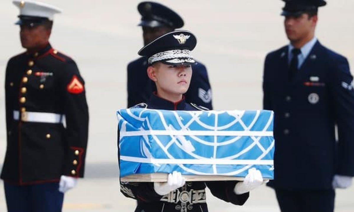 corea nord resti soldati usa
