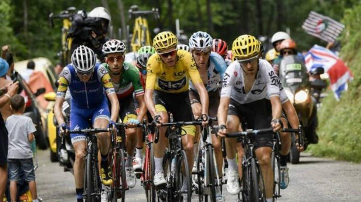 Tour de France 2018 prima tappa