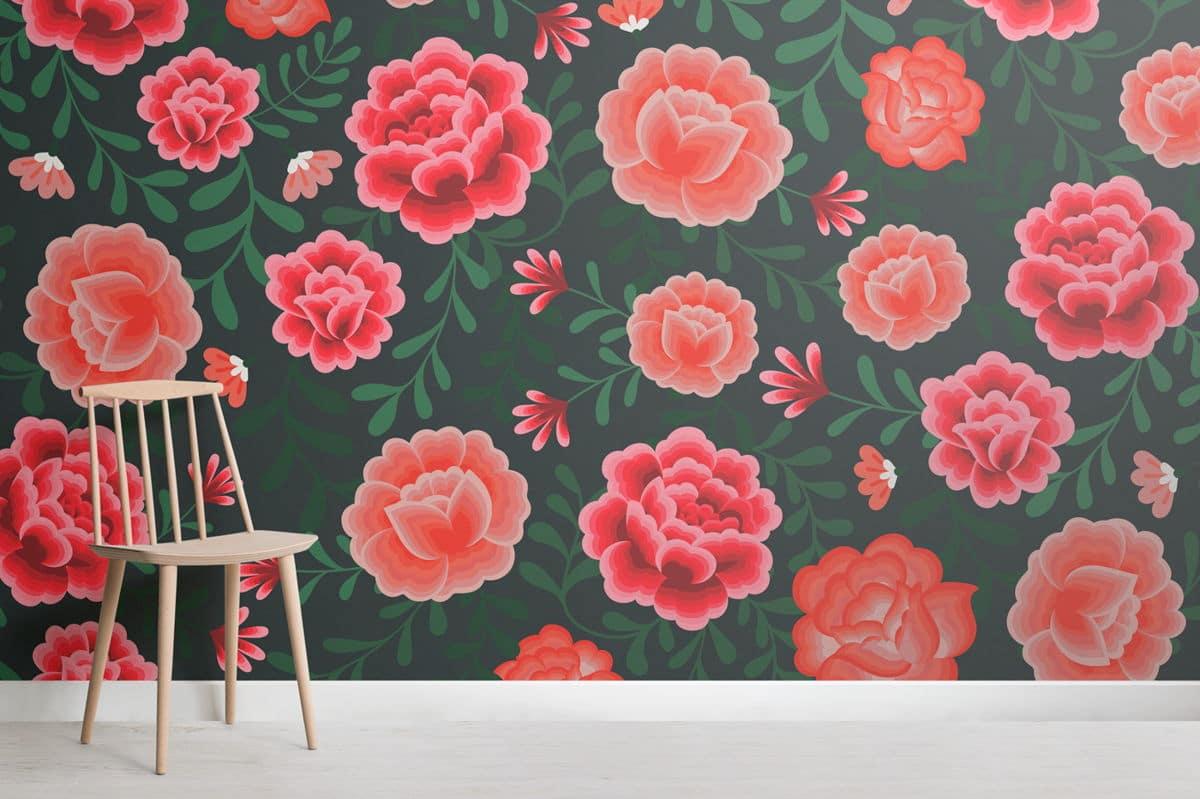 MuralsWallpaper frida kahlo