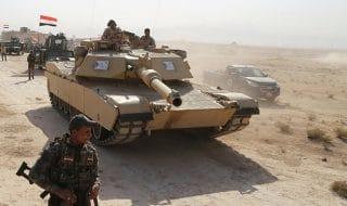 iraq barriera difensiva siria