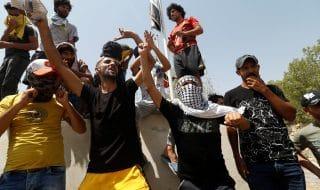 iraq proteste sud